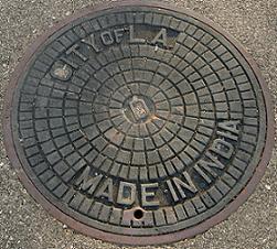 Manhole-la