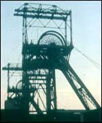 British Coal-mine
