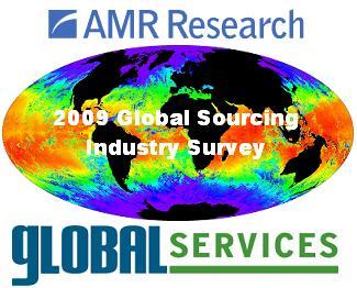 2009 global sourcing survey
