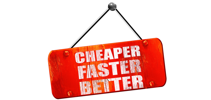 Welcome to the Post-Digital world, where cheaper, faster and ...