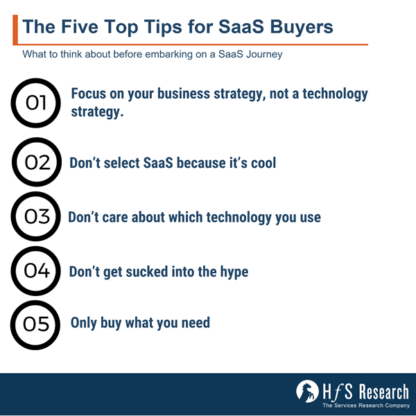 The SaaS Buyers' Guide: Five crucial steps to ensure you get