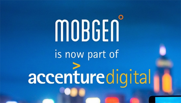 Accenture buys MOBGEN: indigestion ahead?