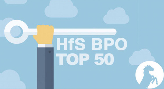 The HfS BPO Top 50: ADP, Xerox and Accenture lead the way