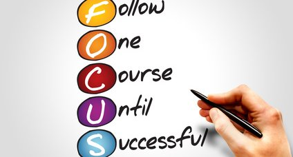 Focus Follow One Course Until Successful Horses For Sources