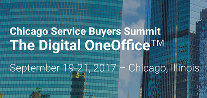 It'll be a very windy city this September... so don't miss the flagship HfS Digital OneOffice Summit