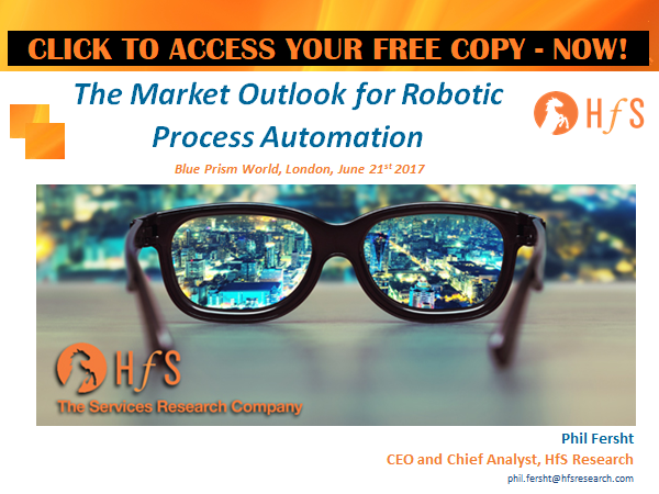 The Market Outlook for Robotic Process Automation