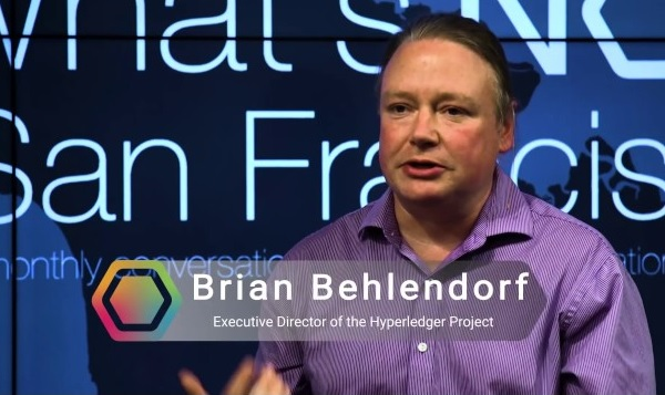 Hyping the hyperledger with blockchain boffin Brian Behlendorf
