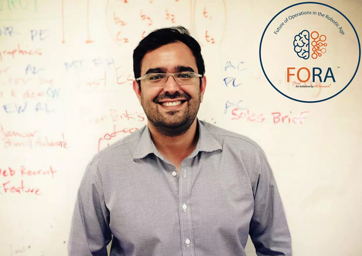 Azeem Azhar will deliver an exponential keynote at the London FORA Council this December!