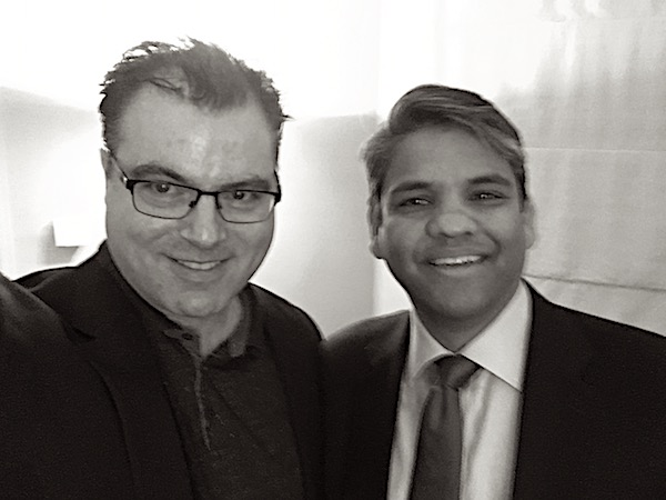Frank D'Souza: We're now experiencing the biggest shift since the Internet