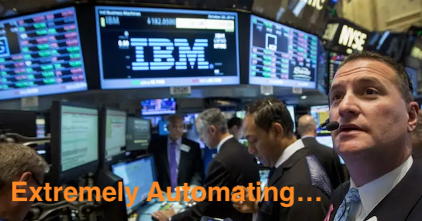 IBM just changed the automation game.  Hello Extreme Automation