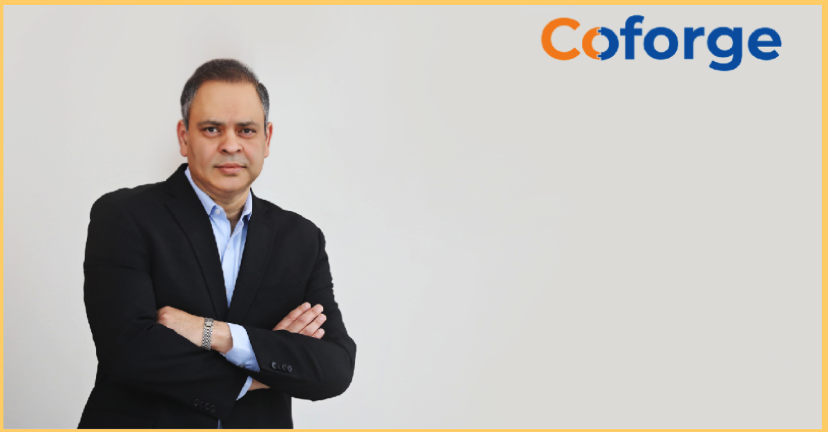 Meet Sudhir Singh... the Coforge King