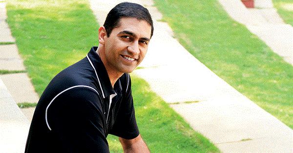 Meet Rajan Kohli... adding the fizz at Wipro Digital