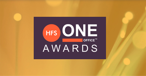 Nominations now open for the inaugural HFS OneOffice Awards!