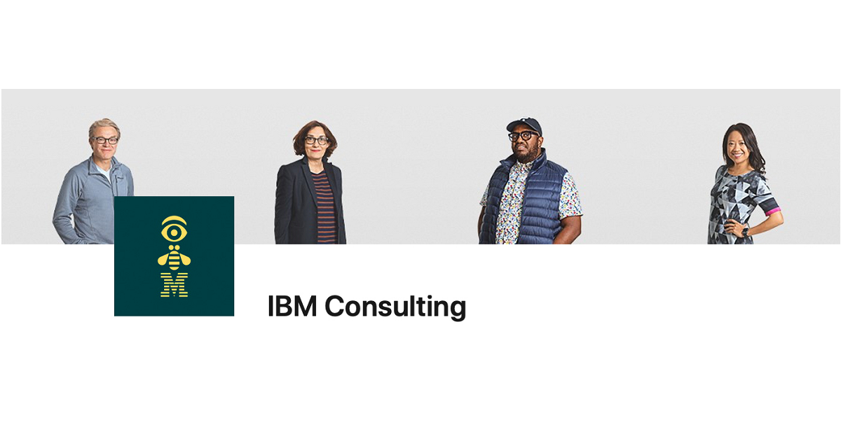 IBM rebrands its GBS division to emphasize what it actually does: Consulting