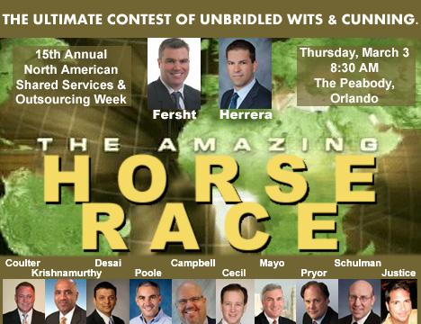 The Amazing Horse Race