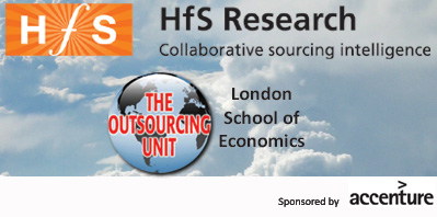 HfS/LSE Cloud Business Services study