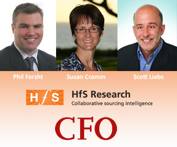 "Phil Fersht, Susan Cramm and Scott Liebs on ""Which Cloud is Right for You?"""