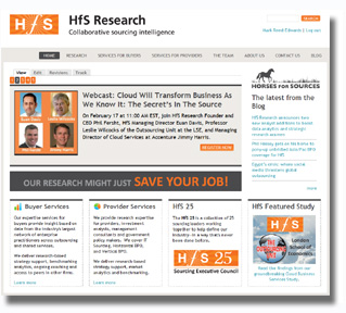 Announcing HfSResearch.com - our new company website!