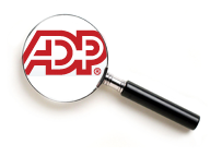Beyond Payroll?  Strodders puts ADP under the glass