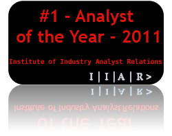 HfS is awarded IIAR Analyst of the Year for second year in succession
