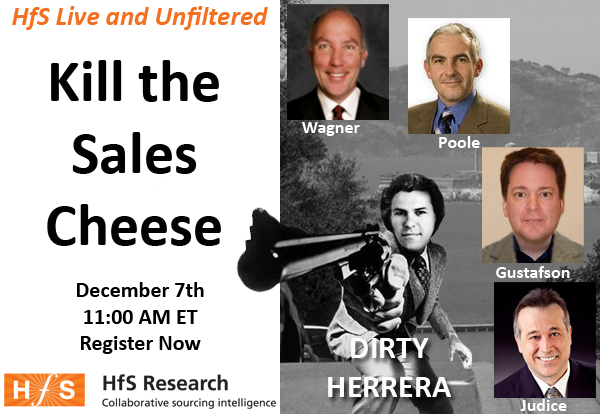 Fed up with cheesy sales presentations?  Well, here's the web event you've been waiting for...