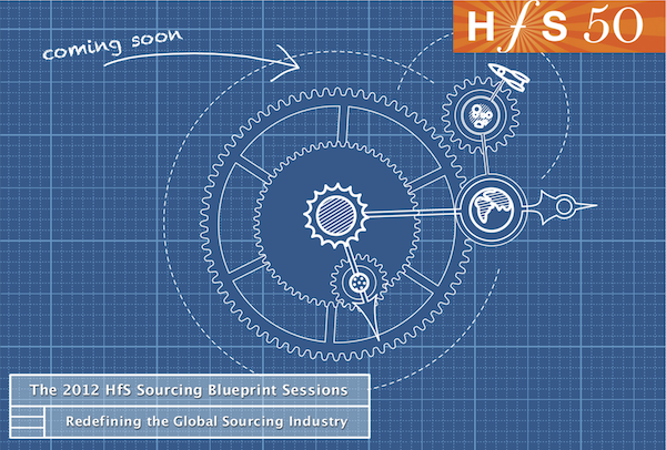 Announcing the HfS 50 Sourcing Blueprint Sessions