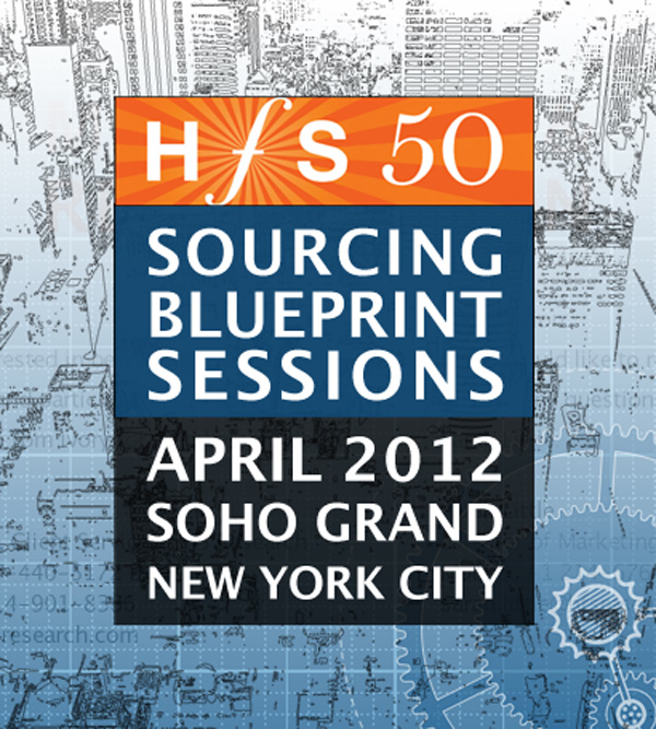 Are YOU ready to re-define sourcing?  Then join the biggest and baddest bevy of buyers in NYC this April