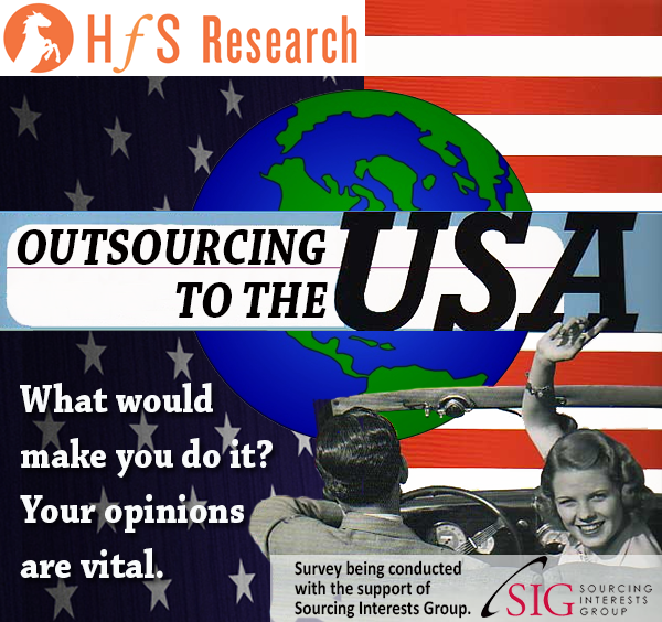 """What would convince you to """"outsource"""" to the United States of America?"""