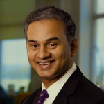 "NV ""Tiger"" Tyagarajan is President and CEO, Genpact (click for bio)"
