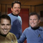 Captain Cliff Justice and his cohorts aboard the Sourcing Enterprise (pictured left)