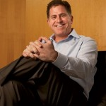 Michael Dell is on a no-nonsense stealth services journey with his business