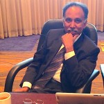 S D Sibalal, Co-Founder and CEO of Infosys