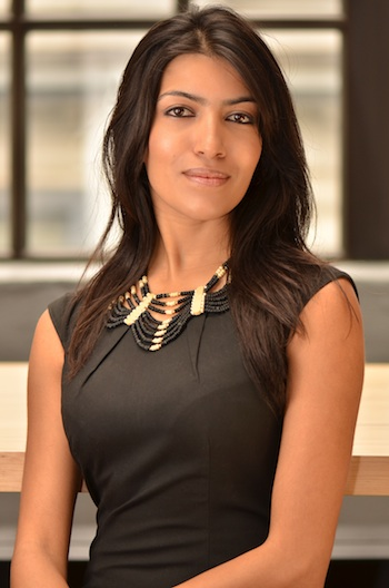 You mean outsourcing's not all about making big corporate profits?  Meet Leila Janah...