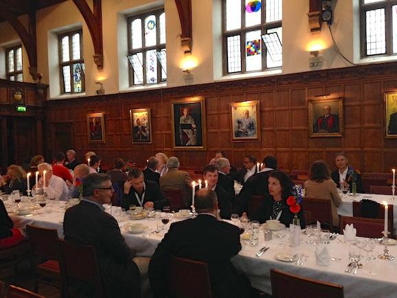 HfS Cambridge University Blueprint Sessions: In Good Company!