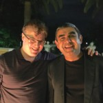 Vishal Sikka (pictured right) is CEO, Infosys Technologies