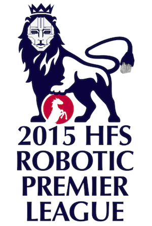 Unveiling the 2015 Robotic Premier League Table:  HP, TCS and IBM are setting the pace