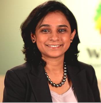 Sangita Singh is Chief Executive, Healthcare & Life Sciences, Wipro (Click for Bio)