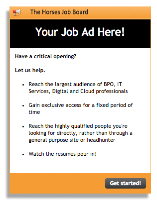 Contact Bram Weerts to get your job ad featured here.