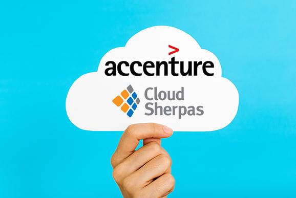 Accenture acquires Cloud Sherpas