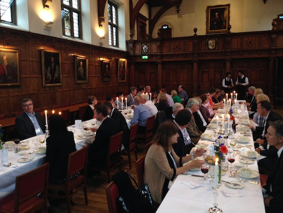 We're back at Gonville & Caius College, Cambridge this Spring (Click to learn more)