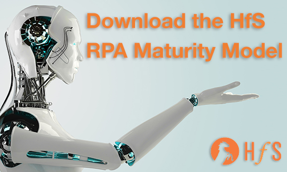 Download the industry's updated Robotic Process Automation