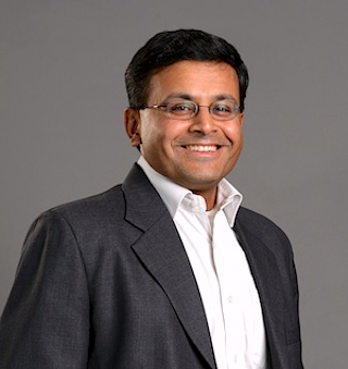 Shantanu Ghosh, SVP CFO Services and Consulting, Genpact