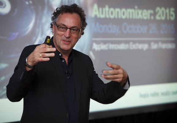 Futuring Gerd Leonhard will keynote at HfS' Cognition Summit this September